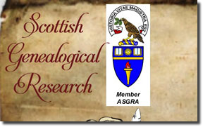 Scottish Genealogical Research