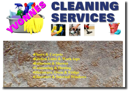 Yvonnes Household & Commercial Cleaning Services